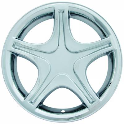 Ford - Mustang - CCI - Chrome Wheel Skin 99-04 Ford Mustang
