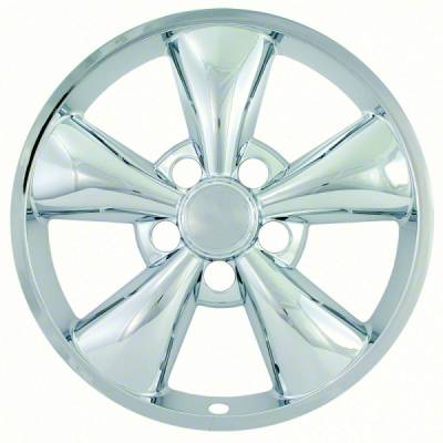 Ford - Mustang - CCI - Chrome Wheel Skin 05-17 Ford Mustang