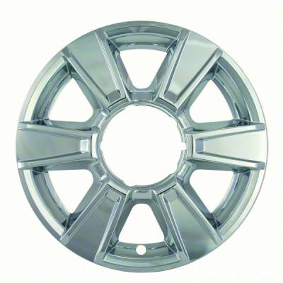 "GMC - Terrain - CCI - 2010-2013 GMC TERRAIN 17"" CHROME WHEEL SKINS SET OF FOUR IMP351X"