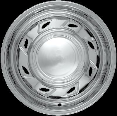 Chrome Wheel Skin 97-01 Mercury Mountaineer