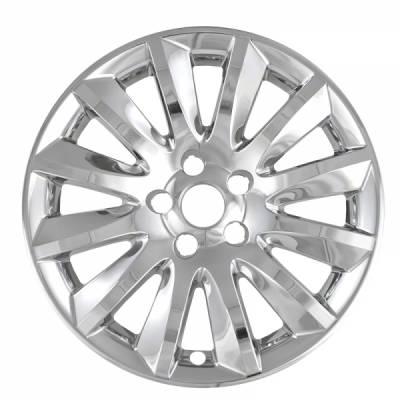"""Chrysler - 300 - CCI - 2011-2014 CHRYSLER 300 17"""" CHROME WHEEL SKINS SET OF FOUR IMP364XN"""