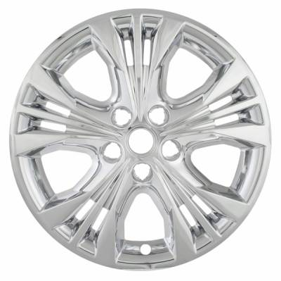 "Chevrolet - Impala - CCI - 2014-2020 CHEVROLET IMPALA 18"" CHROME WHEEL SKINS SET OF FOUR IMP366X"