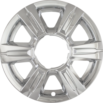 "GMC - Terrain - CCI - 2014-2017 GMC TERRAIN 17"" CHROME WHEEL SKINS SET OF FOUR IMP369X"