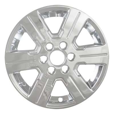 "Chevrolet - Traverse - CCI - 2009-2012 CHEVROLET TRAVERSE 17"" CHROME WHEEL SKINS SET OF FOUR IMP376X"