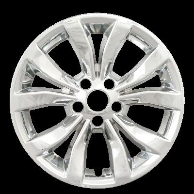 """Chrysler - 300 - CCI - 2015-2018 CHRYSLER 300 17"""" CHROME WHEEL SKINS IMP381X SET OF FOUR"""