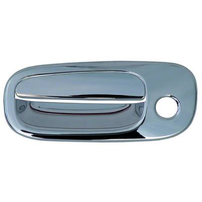 Dodge - Charger - CCI - 2006-2010 Dodge ChargerCCI Chrome Door Handle Covers