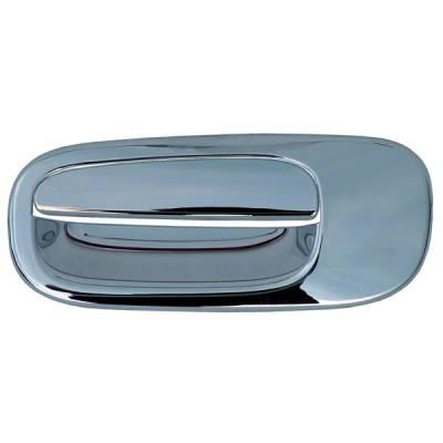 2008-2010 Dodge Challenger CCI Chrome Door Handle Covers