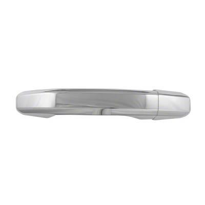 Chevrolet - Silverado 1500 - CCI - 2014-2020 Chevrolet Silverado 1500 CCI Chrome Door Handle Covers 4 Door