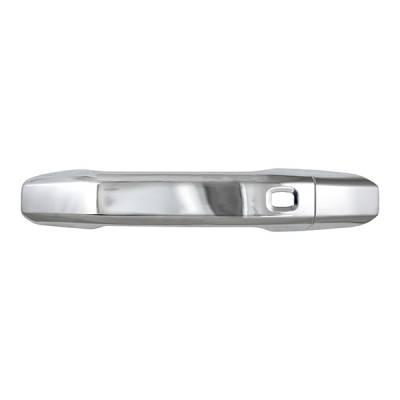 Chevrolet - Silverado 1500 - CCI - 2014-2018 CHEVROLET SILVERADO 1500Chrome Door Handle Covers