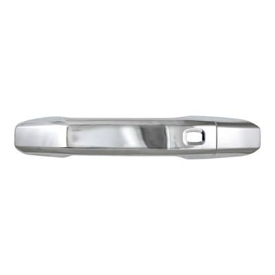 Chevrolet - Silverado 2500 - CCI - 2014-2018 CHEVROLET SILVERADO 2500-3500 Chrome Door Handle Covers