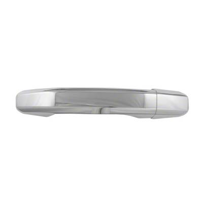 GMC - Sierra 2500 - CCI - 2014-2020 GMC Sierra 2500-3500 CCI Chrome Door Handle Covers 4 Door