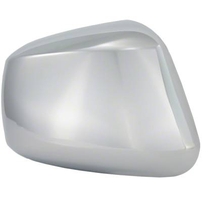 Nissan - Frontier - CCI - 2005-2020 NISSAN FRONTIER CHROME MIRROR COVERS