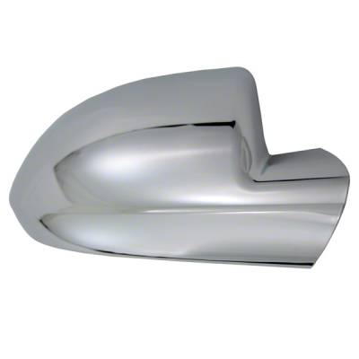 Chevrolet - Impala - CCI - 2006-2013 Chevrolet Impala CCI CHROME MIRROR COVERS SET OF TWO MC67447
