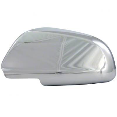 Chevrolet - Malibu - CCI - 2008-2012 Chevrolet Malibu CCI Chrome Mirror Covers