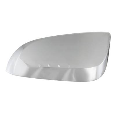 Toyota - 4Runner - CCI - 2013-2016 TOYOTA RAV4 TOP HALF CHROME MIRROR COVERS