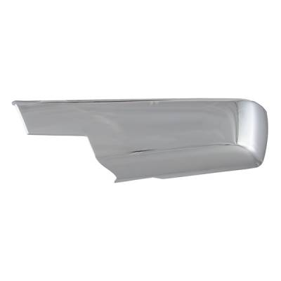 Chevrolet - Silverado 3500 - CCI - 2014-2018 Chevrolet Silverado 2500-3500 CCI Chrome Mirror Covers