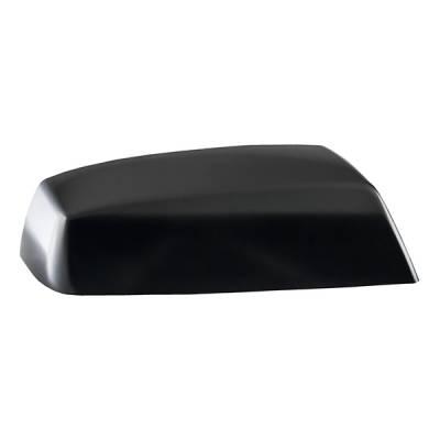Chevrolet - Silverado 3500 - CCI - 2014-2018 Chevrolet Silverado 2500-3500 CCI Gloss Black Mirror Covers