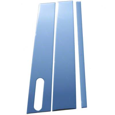 2002-2010 Mercury MountaineerCCI Pillar Post Covers