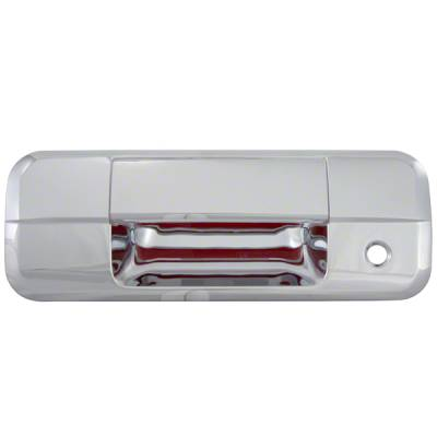 Toyota - Tundra - CCI - 2007-2013 TOYOTA TUNDRA CHROME TAILGATE HANDLE COVERS