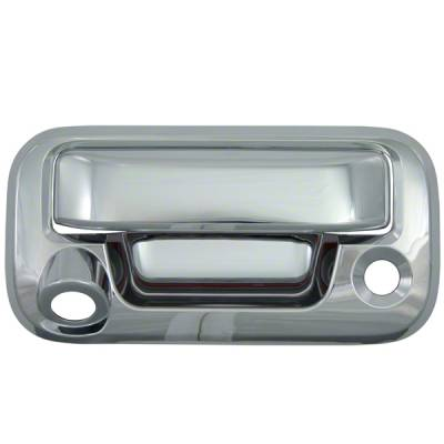Ford - F350 SuperDuty - CCI - 2008-2012 Ford Superduty CCI Tail Gate Handle Cover