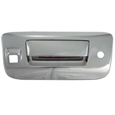 GMC - Sierra 1500 - CCI - 2010-2014 GMCSierra 1500 CCI Tail Gate Handle Cover