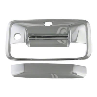 GMC - Sierra 1500 - CCI - 2014-2018 GMCSierra 1500 CCI Tail Gate Handle Cover