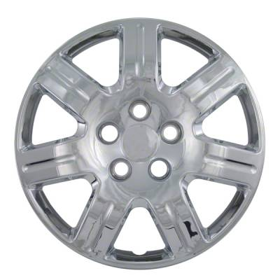 "Honda - Civic - CCI - 2006-2011 HONDA CIVIC 16"" CHROME OEM REPLICA HUBCAP WHEEL COVERS"