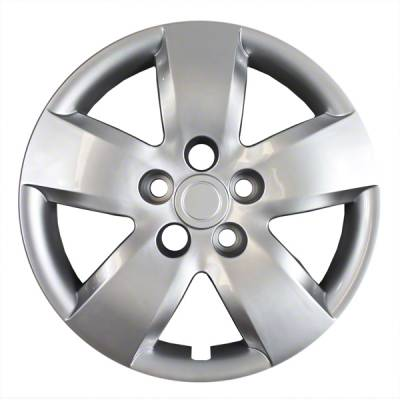 "Nissan - Altima - CCI - 2007-2008 NISSAN ALTIMA 16"" CHROME OEM REPLICA HUBCAP WHEEL COVERS"