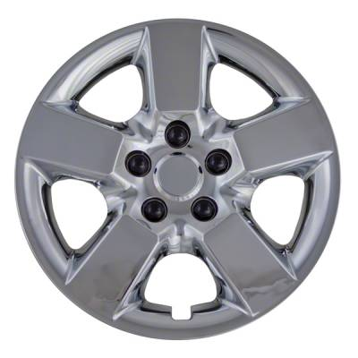 "Nissan - Rogue - CCI - 2008-2015 NISSAN ROGUE 16"" CHROME OEM REPLICA HUBCAP WHEEL COVERS"