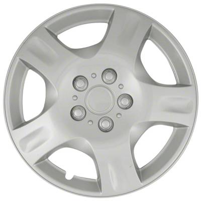 "Nissan - Altima - CCI - 2002-2004 NISSAN ALTIMA 16"" SILVER OEM REPLICA HUBCAP WHEEL COVERS"