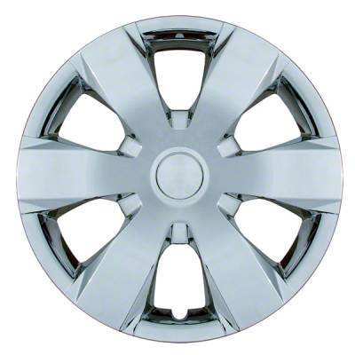 """Universal - 16 - CCI - 2006-2011 TOYOTA CAMRY 16"""" SILVER OEM REPLICA HUBCAP WHEEL COVERS"""
