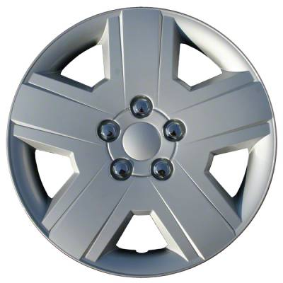 "Dodge - Avenger - CCI - 2008-2010 DODGE AVENGER 16"" SILVER OEM REPLICA HUBCAP WHEEL COVER"