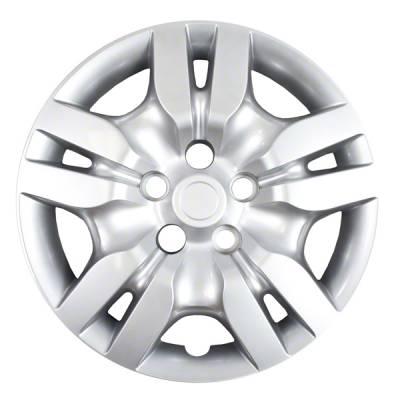 "Nissan - Altima - CCI - 2009-2012 NISSAN ALTIMA 16"" SILVER OEM REPLICA HUBCAP WHEEL COVERS"