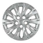 """2012-2014 TOYOTA CAMRY 16"""" OEM SILVER REPLICA HUBCAP WHEEL COVERS"""