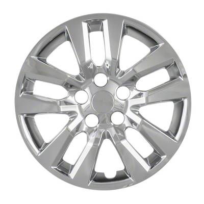 "Nissan - Altima - CCI - 2013-2018 NISSAN ALTIMA 16"" SILVER OEM REPLICA HUBCAP WHEEL COVERS"