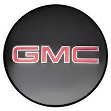 Center Caps - GMC