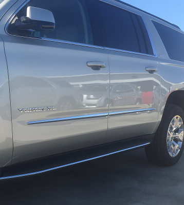 Exterior Accessories - Body Side Molding