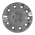 Hubcaps - Chrysler - Town & Country