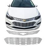 Grille Overlays - Chevrolet - Cruze