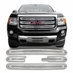 Grille Overlays - GMC - Canyon