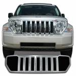 Grille Overlays - Jeep - Liberty