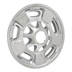 "Chevrolet - Silverado 2500 - CCI - 2011-2019 SILVERADO 2500/3500 SIERRA 2500/3500 17"" CHROME WHEEL SKINS SET OF FOUR IMP411X"