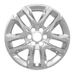 "Chevrolet - Traverse - CCI - 2018-2020 CHEVROLET TRAVERSE 18"" CHROME WHEEL SKINS IMP416X SET OF FOUR"