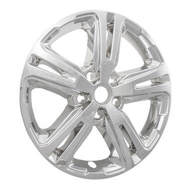 "GMC - Terrain - CCI - 2018-2020 GMC TERRAIN 17"" CHROME WHEEL SKINS IMP417X SET OF FOUR"
