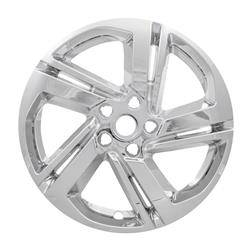 "GMC - Terrain - CCI - 2018-2020 GMC TERRAIN 18"" CHROME WHEEL SKINS SET OF FOUR IMP418X"