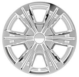 "GMC - Terrain - CCI - 2016-2017 GMC Terrain 18"" CHROME WHEEL SKINS IMP396X SET OF FOUR"