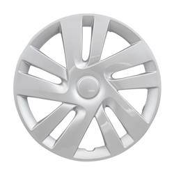 "Universal - 15 - CCI - 2015-2020 CHEVROLET CITY EXPRESS SILVER 15"" OEM REPLICA HUBCAP WHEEL COVERS"