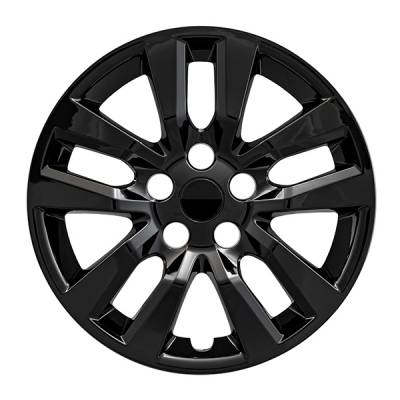 "Nissan - Altima - CCI - 2013-2018 NISSAN ALTIMA 16"" GLOSS BLACK OEM REPLICA HUBCAP WHEEL COVERS"