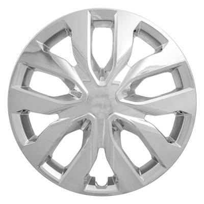 "Nissan - Rogue - CCI - 2014-2020 NISSAN ROGUE 17"" CHROME OEM REPLICA HUBCAP WHEEL COVERS"