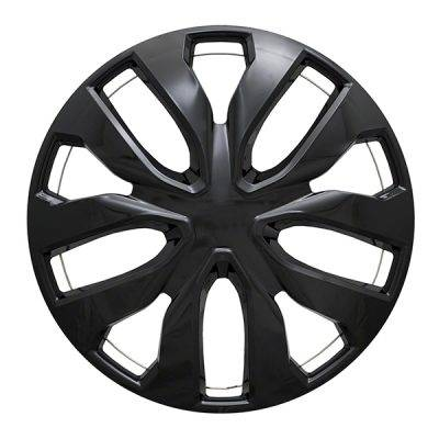 "Nissan - Rogue - CCI - 2014-2020 NISSAN ROGUE 17"" GLOSS BLACK OEM REPLICA HUBCAP WHEEL COVERS"